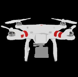 Aluguel de Drones