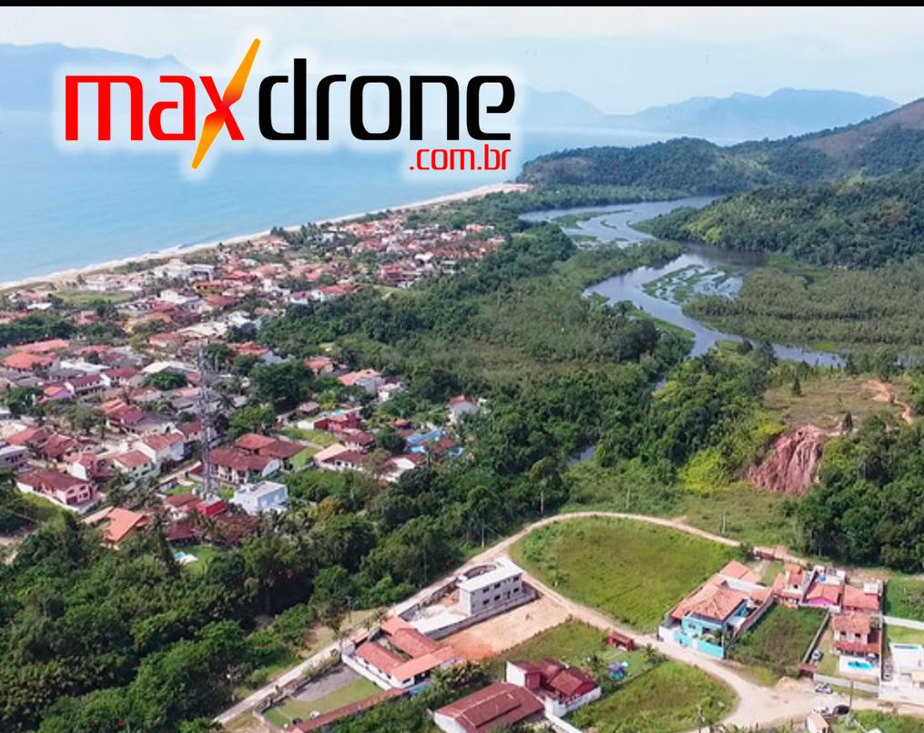 Drones para turismo e prefeituras