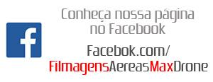 Filmagens Aéreas Max Drone no FaceBook.