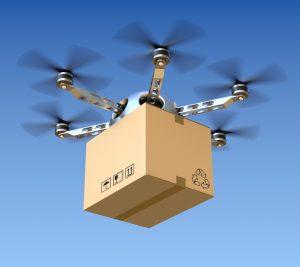 Guerra dos Drones pelo mercado de entregas
