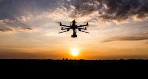 Drone nos Jogos Olímpicos 2016
