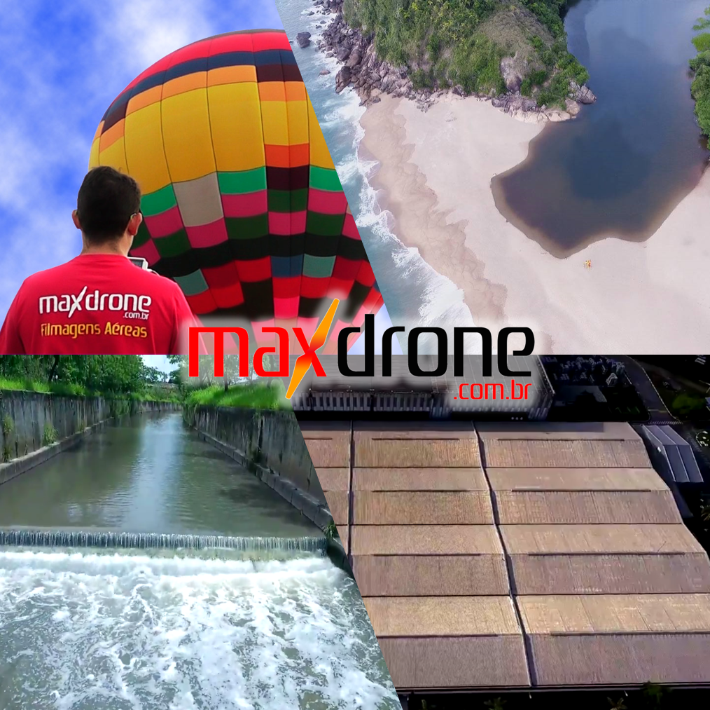 Max Drone Filmagens aéreas