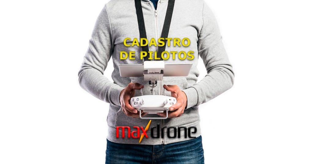Pilotos de Drone no Brasil