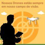 Uso de Drones é Permitido no Brasil?