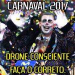 Drones no Carnaval