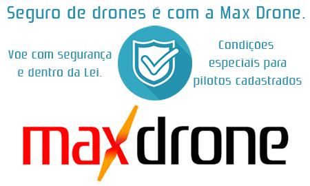Seguro para drones no Brasil