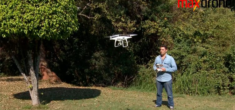 Max Drone na Globo