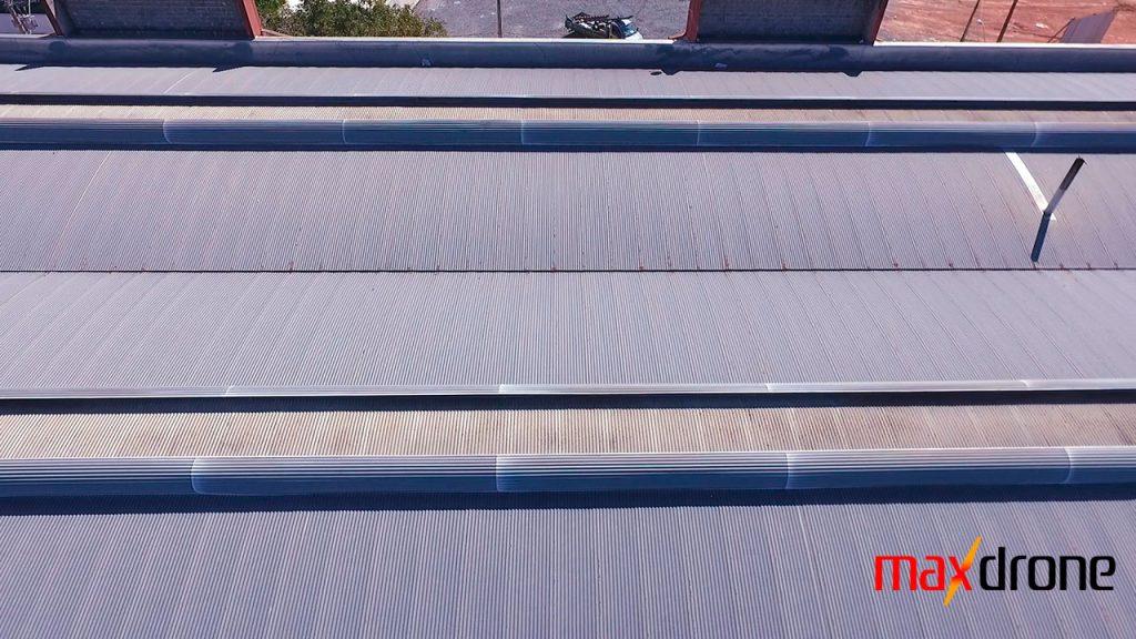 inspeção de telhado