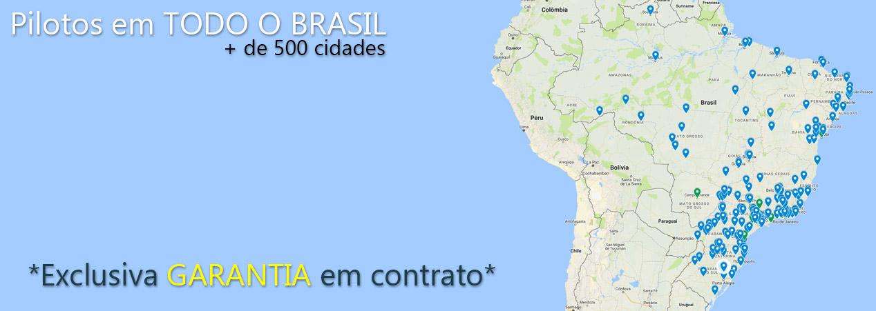 Max Drone atendimento em todo o Brasil