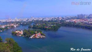 Filmagem aérea no Rio de Janeiro - RJ
