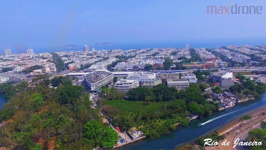 Filmagem com drone no Rio de Janeiro - RJ (Capital)