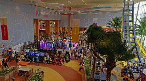 Filmagem de eventos com Drone - Inauguração Playcenter Family