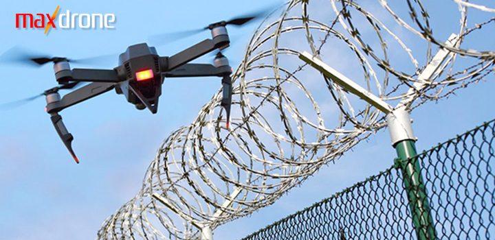 Piloto de Drone preso