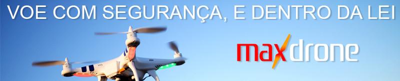 Regras de voo de Drone. Voe dentro da Lei