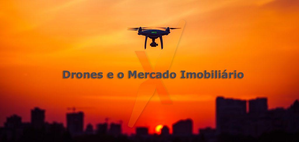Drone para o Mercado Imobiliário