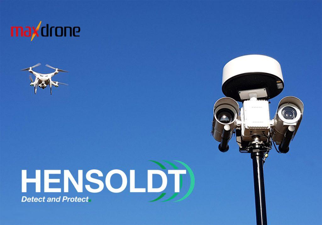 Detecção de drones
