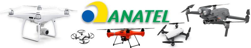 Homologação de Drones ANATEL