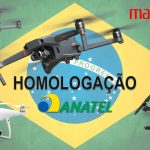 Homologação de Drones na ANATEL - Saiba Tudo