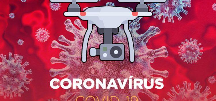 Coronavírus e Drones