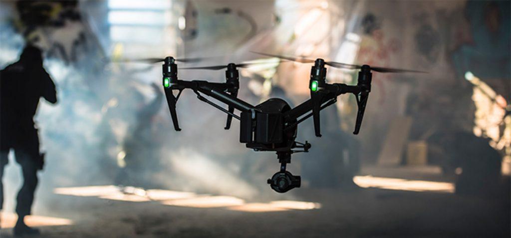 Produções Profissionais com Drone
