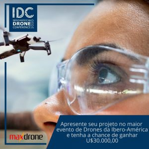 universidades IDC premio inovação Max Drone