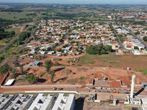 Início da obra - Araçatuba - SP