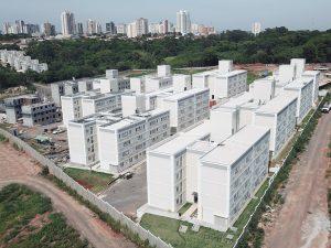 Obra em Araçatuba - SP