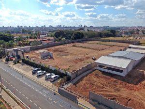 Início de obra - Ribeirão Preto - SP