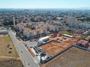 Fase inicial - São José dos Campos - SP