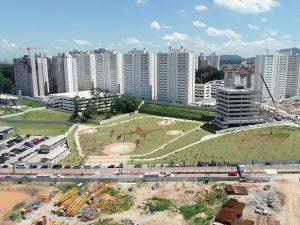 São Paulo - SP Acompanhamento de obras com Drone