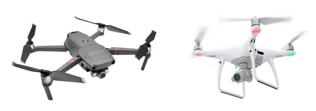 Drones Profissionais