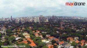filmagem com drone em São Bernardo do campo