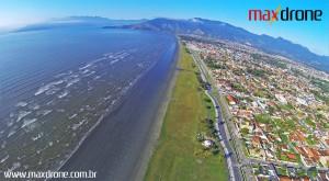 Filmagem com drones em Ilha Bela