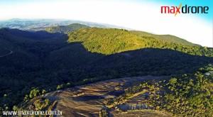 imagem aérea com drone em Atibaia